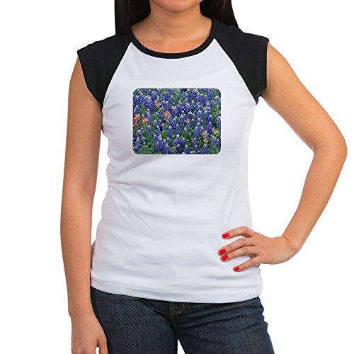 Texas Womens Cap Sleeve T-shirt - 4