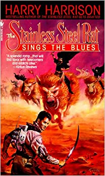 Book The Stainless Steel Rat Sings the Blues