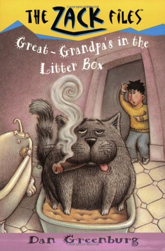 Price comparison product image Zack Files 01: My Great-grandpa's in the Litter Box (The Zack Files)