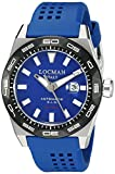 Locman Italy Men's 0215V3-0KBLNKS2B Stealth 300 Metri Analog Display Automatic Self Wind Blue Watch