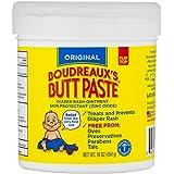 Boudreaux's Butt Paste Diaper Rash Ointment | Original | 16 Oz