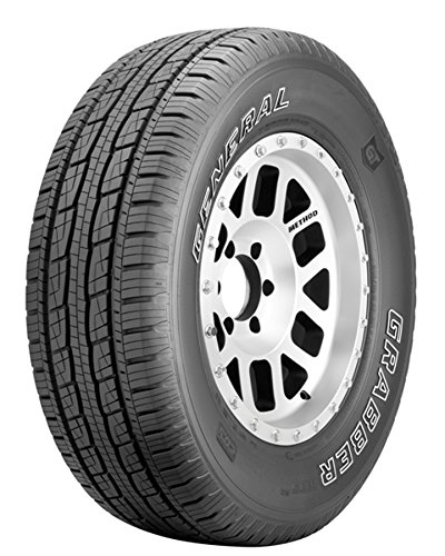 General Tire Grabber HTS60 all_ Season Radial Tire-245/70R17 110T