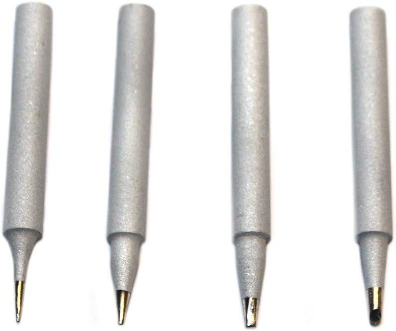 Ersatzlötspitzen SET für AP2 Lötstation 4x verschiedene Ausführungen Lötspitzen