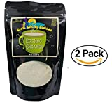 Great Life By Lucinda All Natural Gourmet Eggnog Coffee Creamer - 8 Ounce Packages (Pack of 2)