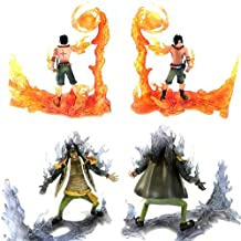 One Piece DXF THE RIVAL vs 1 ace, Teach all set of 2 (japan import)
