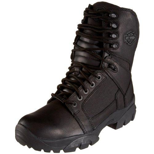 Harley-Davidson Men's Lynx Waterproof Boot,Black,13 M US