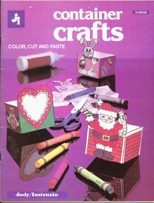 (Container crafts: Color, cut and)