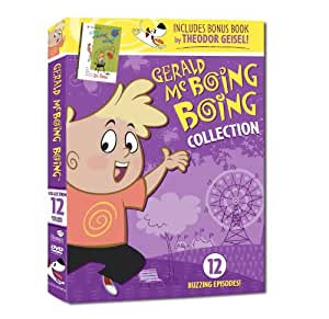 GERALD MCBOING BOING COLLECTION (LIMITED EDITION)