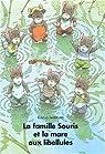 La famille Souris et la mare aux libellules par Iwamura