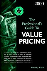 2000 the Professional's Guide to Value Pricing