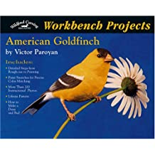 American Goldfinch: Workbench Projects