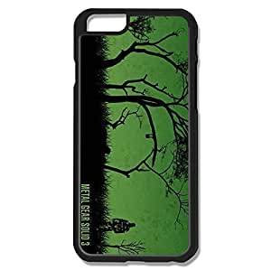 Cool IPhone 6 Cases Metal Gear Solid 3 Snake Eater Design (4.7 Inch)