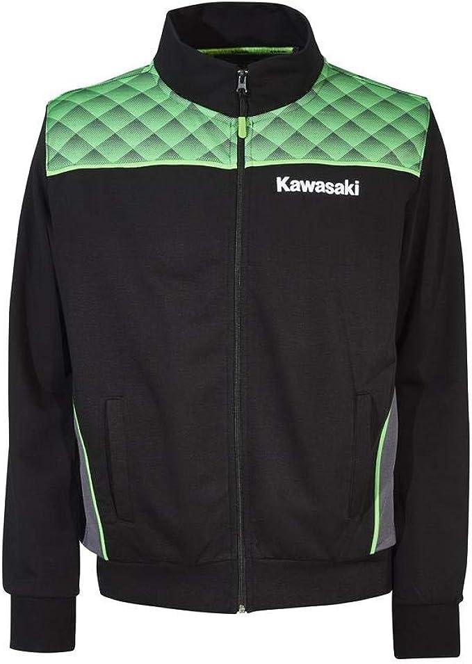 Kawasaki Sports Sweatshirt Jacke Bekleidung