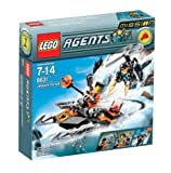 LEGO Agents Jet Pack Pursuit