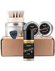 CanYouHandlebar Basic Beard Care Kit : Devotion Beard Oil Bottle