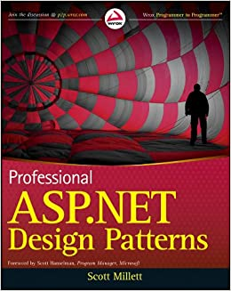 amazon professional asp net design patterns scott millett