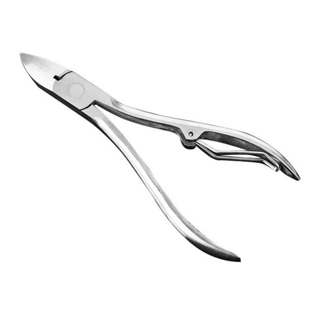 Tijeras de uñas, Cortauñas para los Dedos de Pies Pedicura herramientas de cuidado de las uñas - Belleza de uñas, Exfoliante YXYP