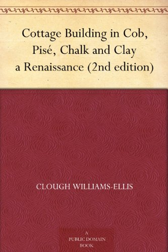 Amazon cottage building in cob pis chalk and clay a cottage building in cob pis chalk and clay a renaissance 2nd edition fandeluxe Choice Image