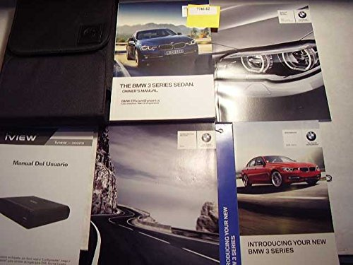 2016 BMW 5 Series Sedan with navigation manual Owners Manual