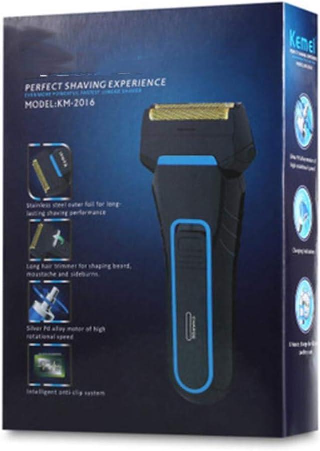 AUTOECHO Afeitadora eléctrica para Hombre Máquina de Afeitar ...