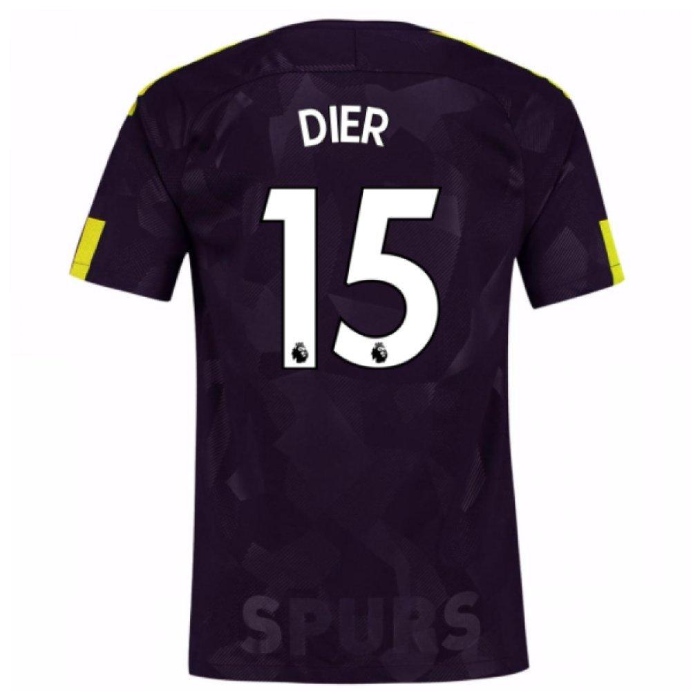 2017-18 Tottenham Third Football Soccer T-Shirt Trikot Trikot Trikot (Eric Dier 15) 9a96d7