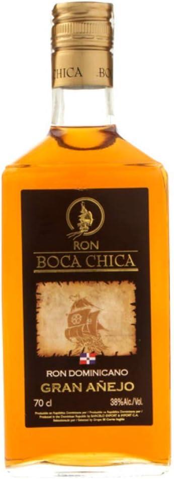 Ron Dominicano Gran Añejo, Boca Chica 70cl: Amazon.es ...