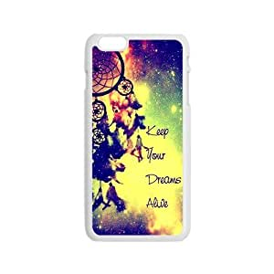 Distinctive colorful dreamcatch Cell Phone Case for Iphone 6