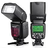 TARION TF685N Camera Flash Speedlite 2.4G Wireless Transmission 1/8000s HSS E-TTL II Auto Flash for Nikon D5 D4S D4 D3X D810 D750 D610 D500 D7200 D7100 D5500 D5300 D3200 Cameras