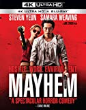 """Derek Cho (Steven Yeun, """"The Walking Dead"""") is having a really bad day. After being unjustly fired from his job, he discovers that the law firm's building is under quarantine for a mysterious and dangerous virus. Chaos erupts throughout the offic..."""