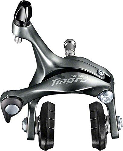 Shimano Tiagra BR-4700 Brake Front Caliper w/ R50T5 Shoe Holder Black, Reach 51mm
