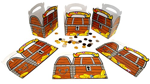 Treasure Chest Goody Boxes for Parties, by Playscene (24)