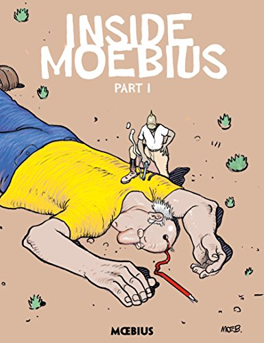 Moebius Library: Inside Moebius Part 1 by Dark Horse Books