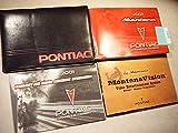 2001 Pontiac Montana Owners Manual