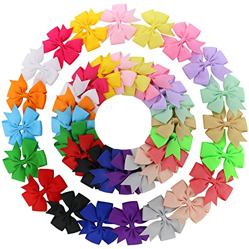 Boutique Grosgrain Ribbon Pinwheel Toddlers product image