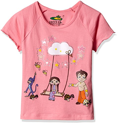 Chhota Bheem Girls T-Shirt