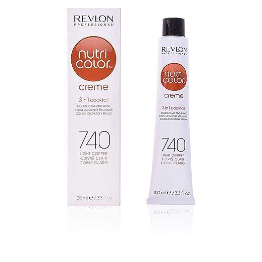 REVLON PROFESSIONAL Nutri Color Creme Tinte Tono 740 ...