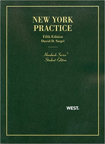 Student Edition 5th Edition New York Practice