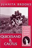 Quicksand and Cactus, Juanita Brooks, 0874211638