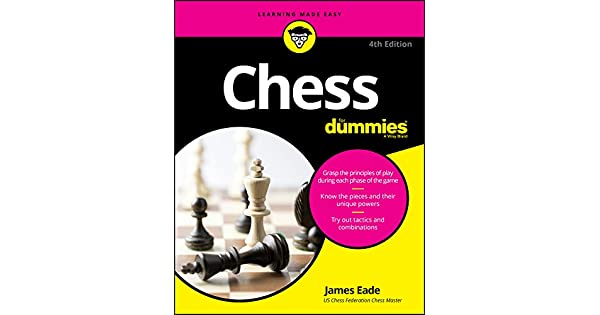 Chess for dummies ebook james eade amazon loja kindle fandeluxe Images