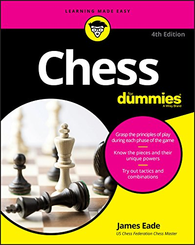 Chess For Dummies Chess Guide