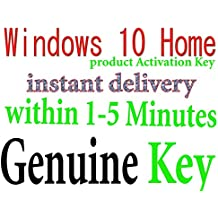 By Salamani Genuien Windows 10 Home Product Key 32/64 Bit * Download Link - Licenses/Installation Key for Windows 10 Pro* Instan Email Delivery 24hrs
