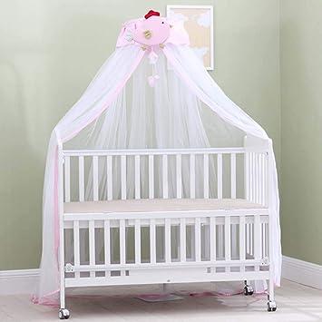 Amazon.com: Nbibsaacy - Mosquitera para cuna de bebé, ideal ...