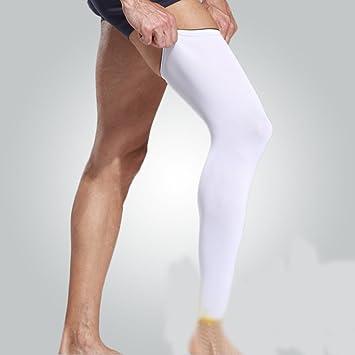 Rodilleras ultra delgada cadera leotardos de baloncesto largo ...