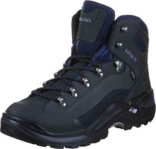 Lowa Women's Renegade GTX Mid Boots Dark Grey/Navy