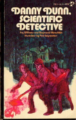 Danny Dunn: Scientific Detective (Danny Dunn, 14)