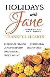 Holidays with Jane: Thankful Hearts (Volume 5)