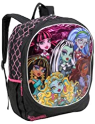 Monster High 16 inch Backpack - Gang