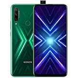 """Honor 9X w/Play Store (128GB, 6GB) 6.59"""", 3 AI Cameras, Dual SIM GSM Unlocked Global 4G LTE (T-Mobile, AT&T, Metro…"""