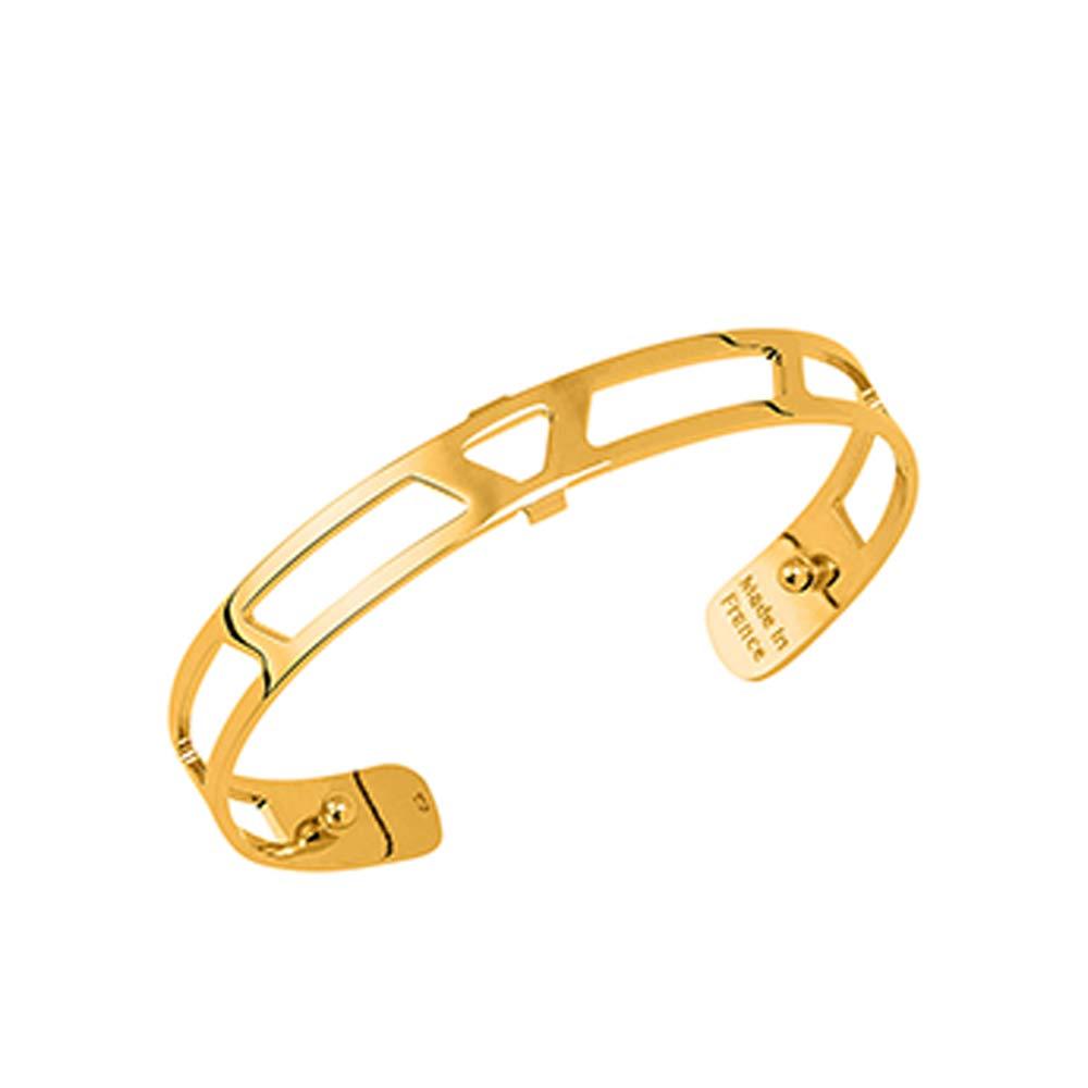 Les Georgette Ibiza 8mm Cuff in Gold