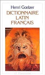 Dictionnaire latin-français: - AVEC 8 CARTES ET PLANS